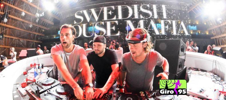 Steve Angello confirma turnê do Swedish House Mafia em 2019
