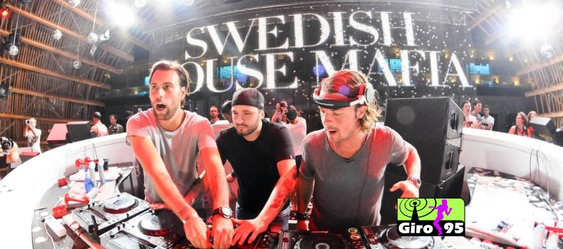 Steve Angello confirma turnê do Swedish House Mafia em 2019
