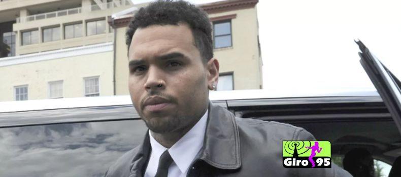 Chris Brown é preso após show na Flórida