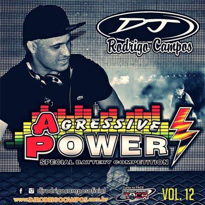 Baterias Agressive Power Vol 12