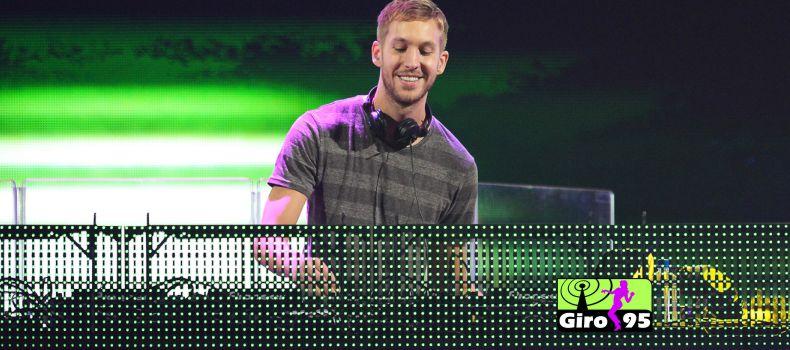 Calvin Harris é o DJ mais bem pago do mundo pelo 6º ano seguido