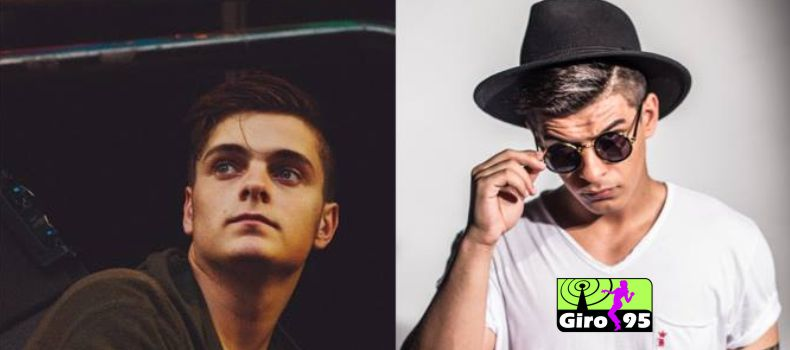 Martin Garrix e Vintage Culture fará minitour no Brasil