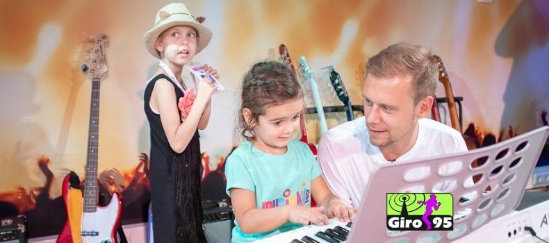 Armin abre estúdio em hospital infantil na Holanda