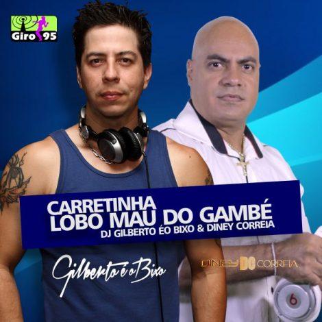 CARRETINHA LOBO MAU DO GAMBÉ