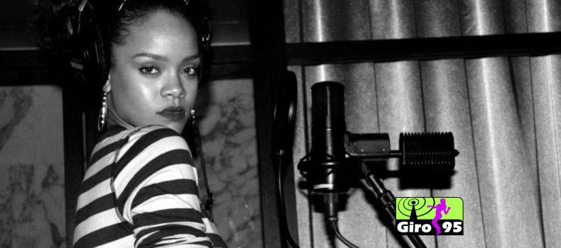 Rihanna está trabalhando com Calvin Harris, Garrix, Guetta e Diplo Diz Alesso