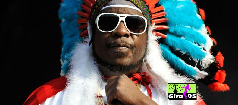 Pioneiro do hip-hop Afrika se apresenta no Brasil neste final de semana
