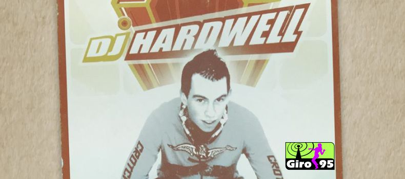 Hardwell comenta seu passado em redes sociais