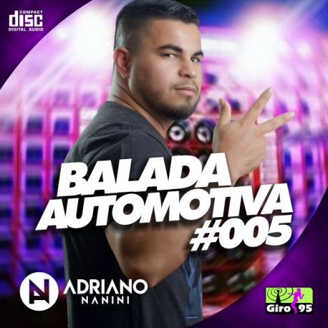 Balada Automotiva Vol.5