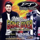Montana GameOver Esp Fim de Ano