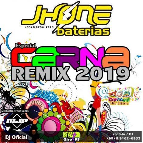 JHONE Baterias – Carna Remix 2019 – MJP