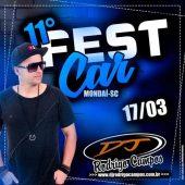 11 FestCar Mondai-SC – Dj Rodrigo Campos