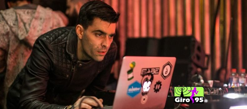 DJ Gabe é preso em operação contra tráfico de drogas