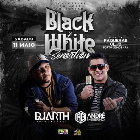 3º Black White Sensation (Porto de Moz-PA)