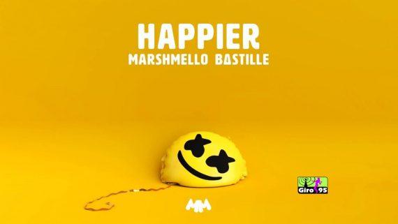Marshmello ft. Bastille – Happier