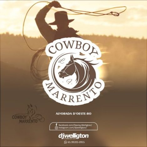 Comitiva Cowboy Marrento (Alvorada D'Oeste-RO)