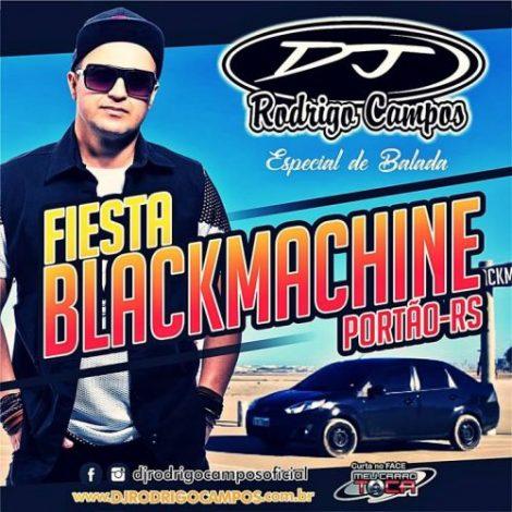 Fiesta BlackMachine Portão RS