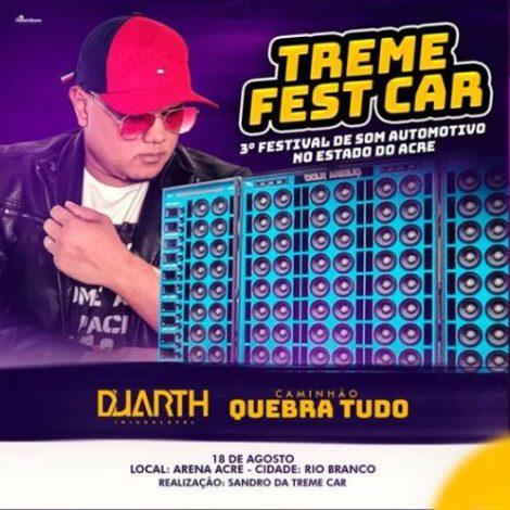 Treme Fest Car (Rio Branco-AC)
