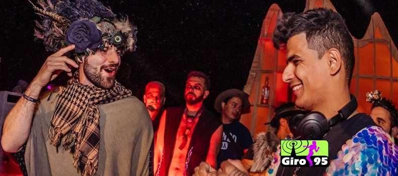 Alok e Vintage Culture tocam juntos em Festival Famoso