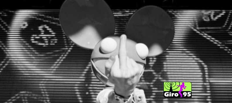 Deadmau5 ataca Dimitri Vegas & Like Mike