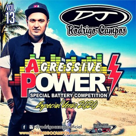 Baterias Agressive Power Vol 13
