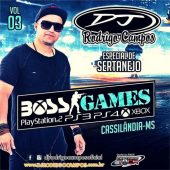 Boss Games Vol 03 Esp Sertanejo 2020