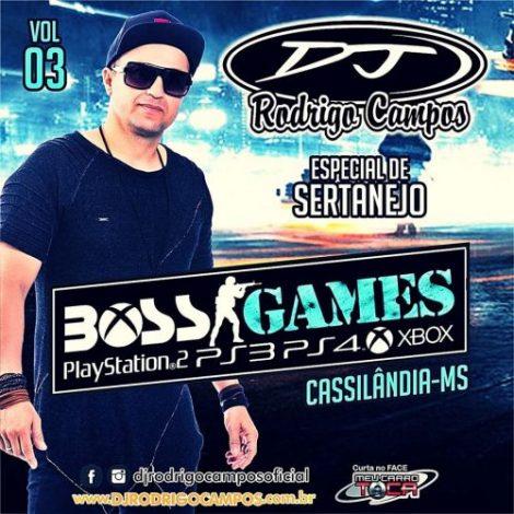 Boss Games Vol 03 Esp Sertanejo 2020