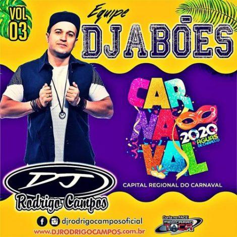 Equipe Djaboes Carnaval Aguas de Chapeco 2020