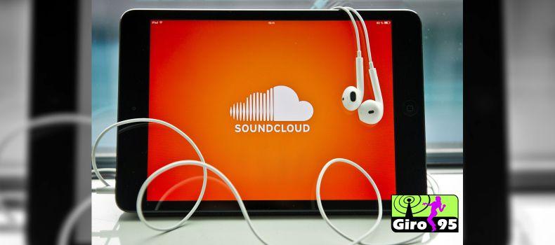 SoundCloud disponibiliza upload de faixas pelo celular