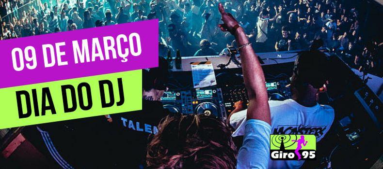 Dia Internacional do DJ é comemorado anualmente em 9 de março