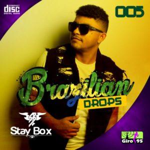 Brasilian Drops #005