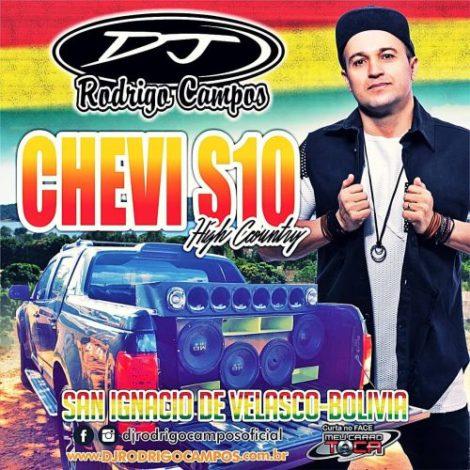 Chevi S10 High Country Bolivia