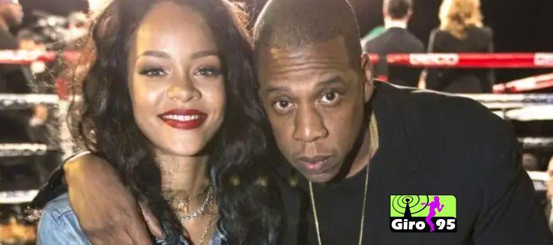 Rihanna e Jay-Z juntam forças para doação milionária na luta contra a Covid-19 nos EUA