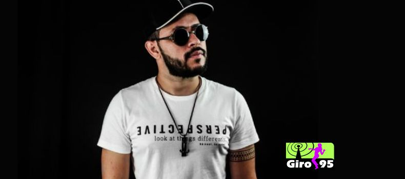 Dj Clesio Estevão fara live para fãs na quarentena