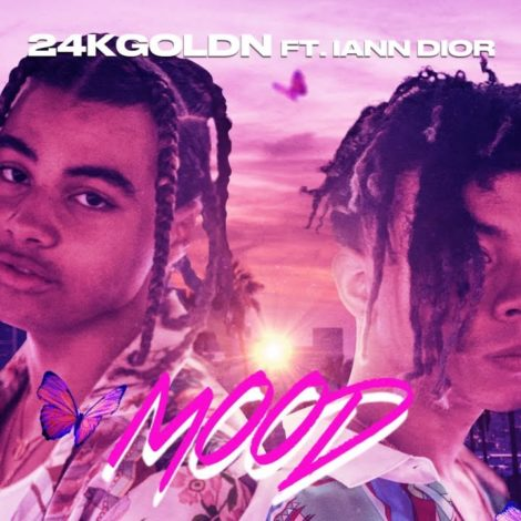 24kGoldn ft. Iann Dior – Mood