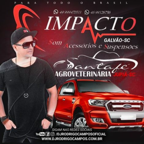 Impacto Som e Agroveterinaria Santa Fe – Galvão SC