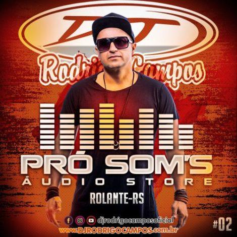 ProSom e Audio Store Vol 02 Rolante RS