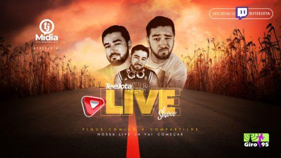 TeeJota Live Show #001