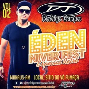 Eden Niver Fest Manaus Amazonas