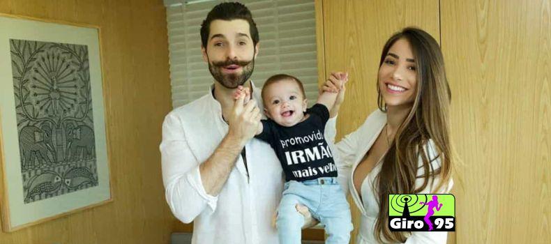 Alok anuncia com Romana que vai ser pai mais uma vez