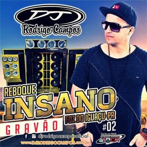 Reboque Insano Vol 02  Esp de GRAVÃO