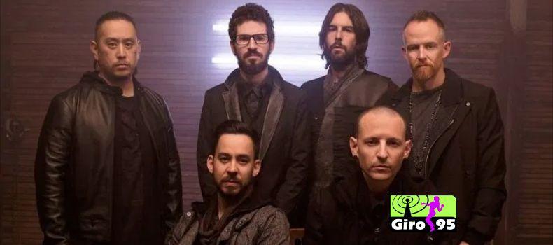 Linkin Park tem mais uma canção inédita com Chester Bennington