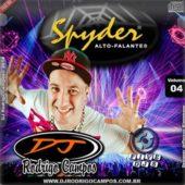 Spyder Alto Falantes Vol 04 Esp Pancadao (REPOST)